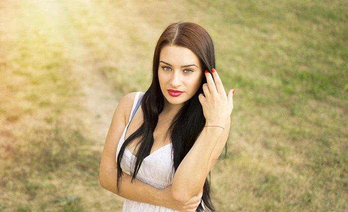 The best Ukrainian women