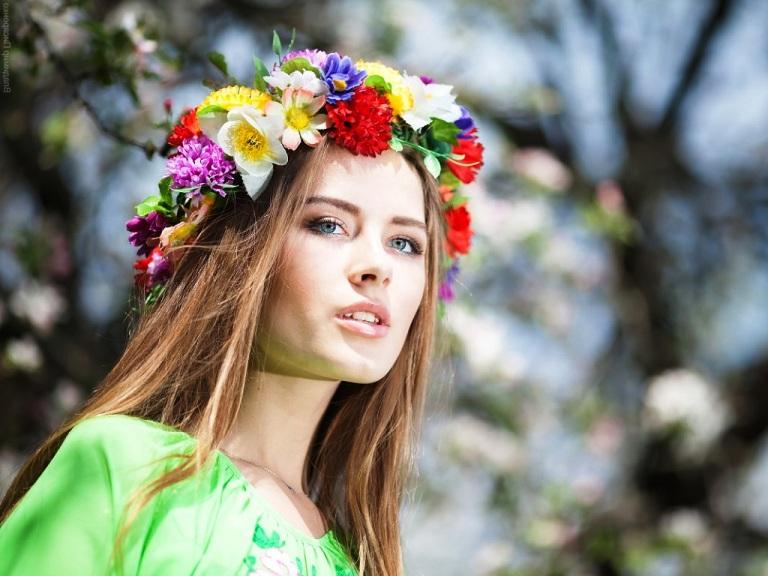 Common Ukrainian names for women