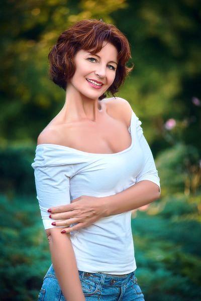 Frau single über 40